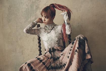LiSA、最新アルバム『LEO-NiNE』&劇場版「鬼滅の刃」主題歌シングル『炎』を10月14日に2枚同時リリース