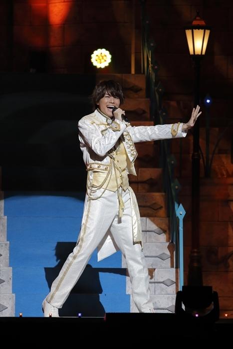八代拓 Presentation licensed by Disney Concerts. (C)Disney