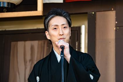平成中村座『十一月大歌舞伎』七之助は「熱い1カ月勤める所存」 一番太鼓を響かせ浅草で開幕!