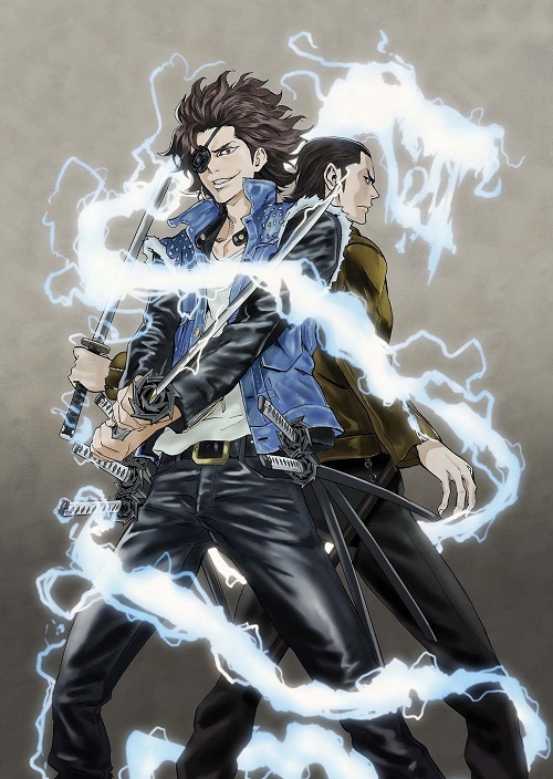 戦国BASARA ドクガン ©CAPCOM CO., LTD. ALL RIGHTS RESERVED.