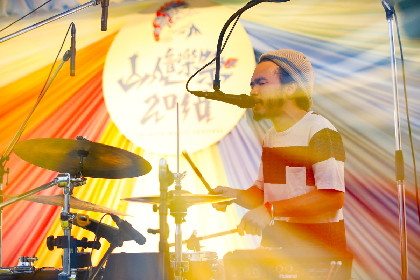 【mabanua・山人音楽祭 2018】mabanuaが残してくれた、浮遊感と高揚感入り混じる余韻