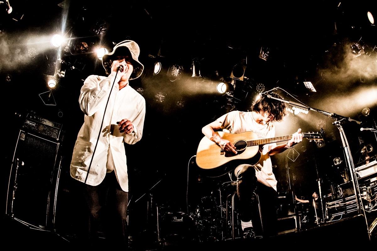 GOOD ON THE REEL・千野隆尋 / LAMP IN TERREN・松本大 (c)浜野カズシ