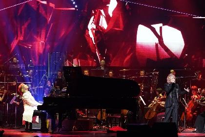 YOSHIKI feat. HYDE オーケストラを従え魅せた「Red Swan」、『YOSHIKI CLASSICAL 2018』オフィシャルレポート