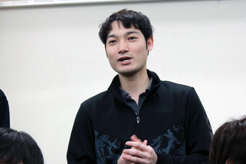 勝田雅治役:斎藤准一郎