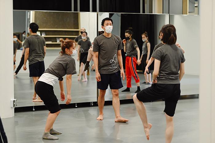 プロラボ「クラス」 (C)金子愛帆 提供:Dance Base Yokohama