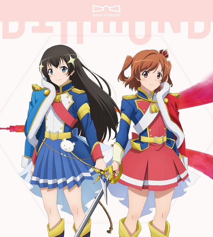 スタァライト九九組 6thシングル「Star Diamond」通常盤ジャケット