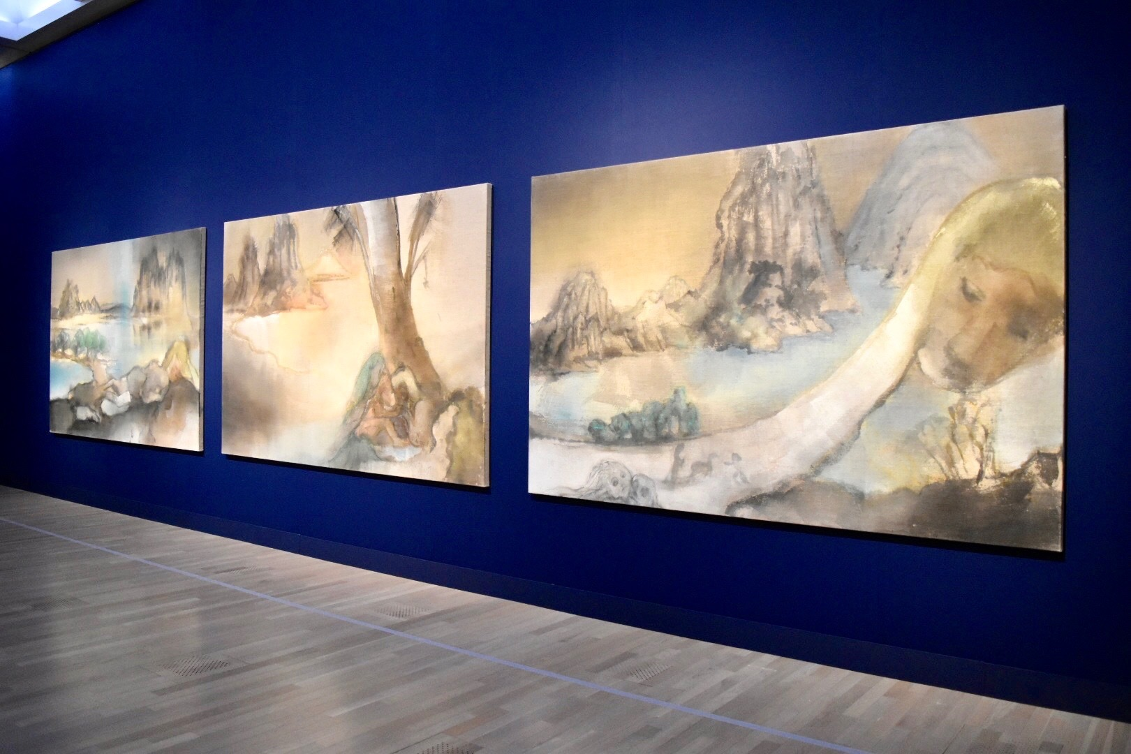 国立新美術館『イケムラレイコ 土と星 Our Planet』展レポート ...