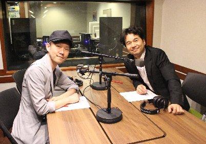 ドリカム中村正人×蔦谷好位置で音楽談義 特別番組『DREAMS COME TRUE 中村正人の「MUSIC QUEST」』がTOKYO FMで放送へ