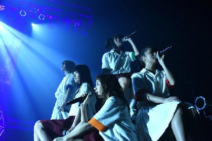 リリスク全国ツアーZepp Tokyoで完結、現体制ラストライブは2月に新宿で