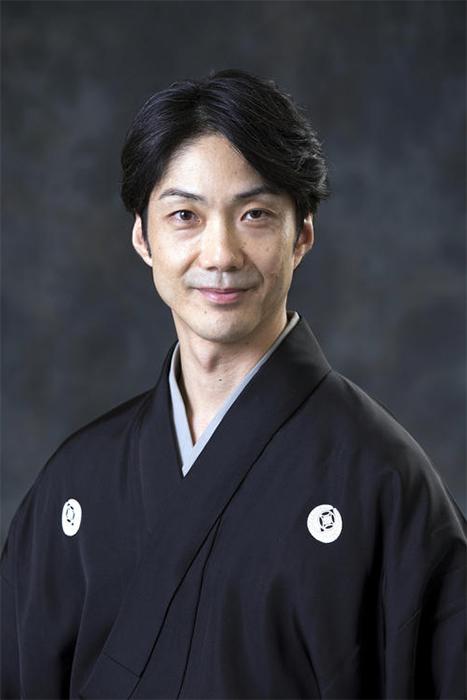 野村萬斎氏(大会組織委員会提供)