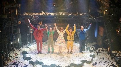 京都のノンバーバル・パフォーマンス『ギア-GEAR-』が3000回公演を達成、何度でも味わいたい魔法のような空間をレポート