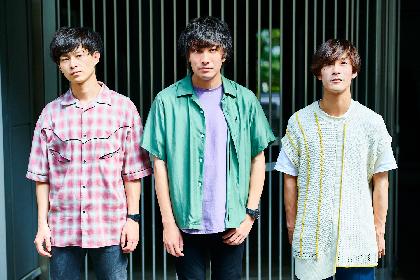 ザ・モアイズユー「今までにない自分達をはっきりと見せようと思って」 バンドの新たな一面を見せる1stフルアルバム『Storage time』インタビュー