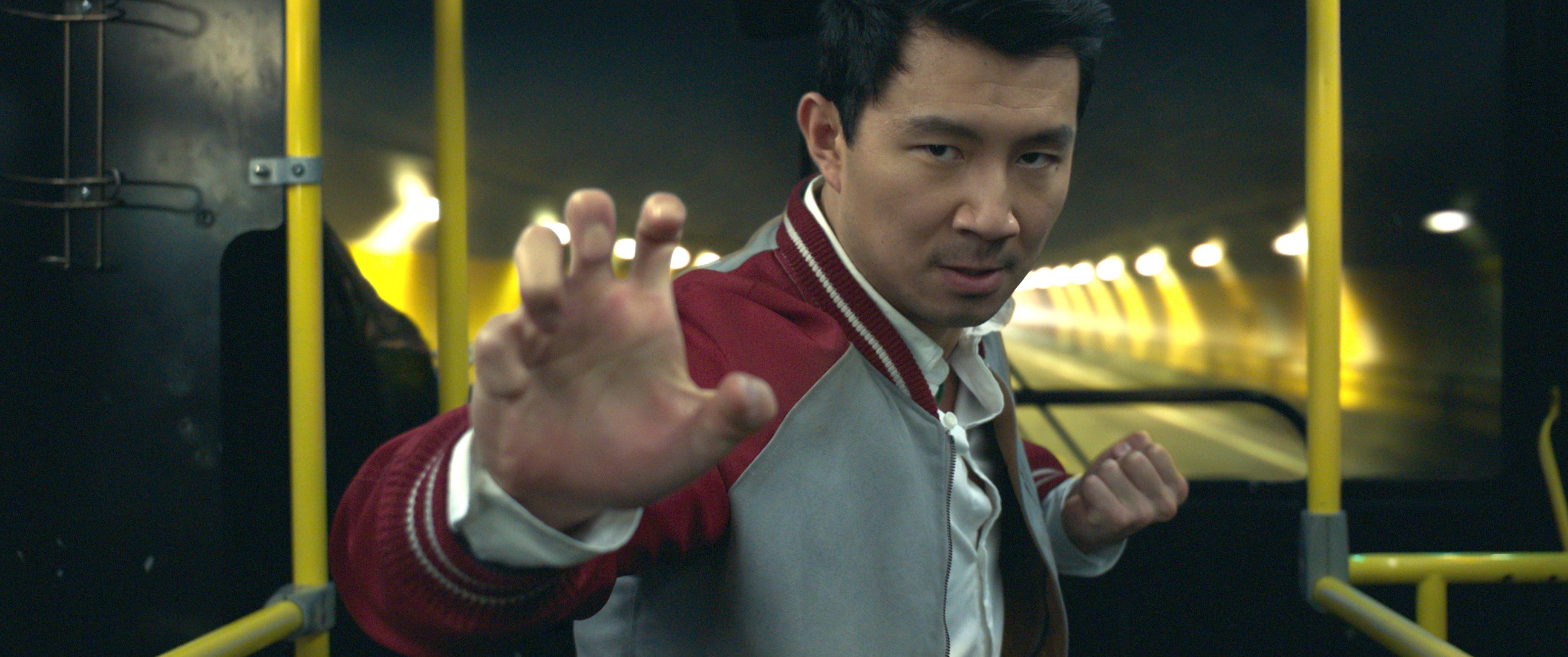 映画『シャン・チー/テン・リングスの伝説』 (C)Marvel Studios 2021