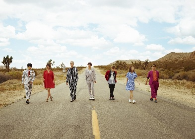 AAA 新シングルのタイトルを発表 宇野実彩子&伊藤千晃による「Jewel」も収録