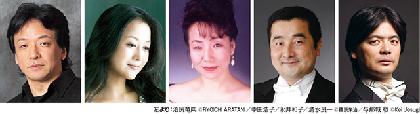 沼尻竜典 歌劇《竹取物語》 日本初・舞台上演