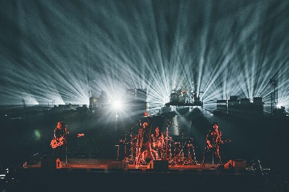 THE YELLOW MONKEY 結成30周年を祝すドームツアーの大阪公演が開催、再集結から始まったシーズン2を締め括る新曲も披露