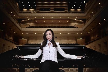『BBC Proms JAPAN 2019』出演のピアニスト ユリアンナ・アヴデーエワよりメッセージが到着