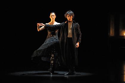 中村×首藤が新たに新国立劇場バレエのダンサーと3度目の上演、『Shakespeare THE SONNETS』が刻む時代の記憶~中村恩恵インタビュー