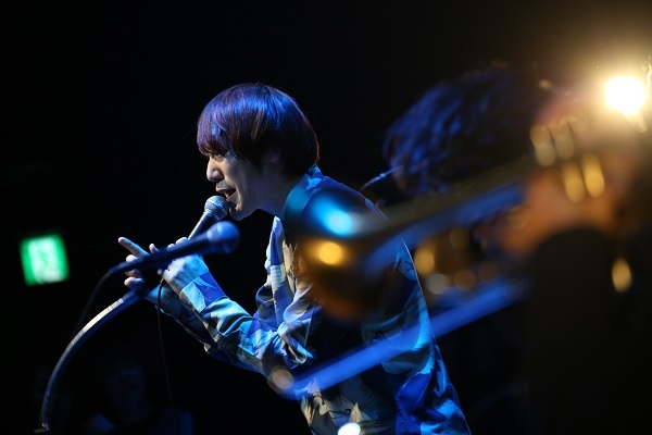 THE BAWDIES・ROY 撮影:Yuma Totsuka