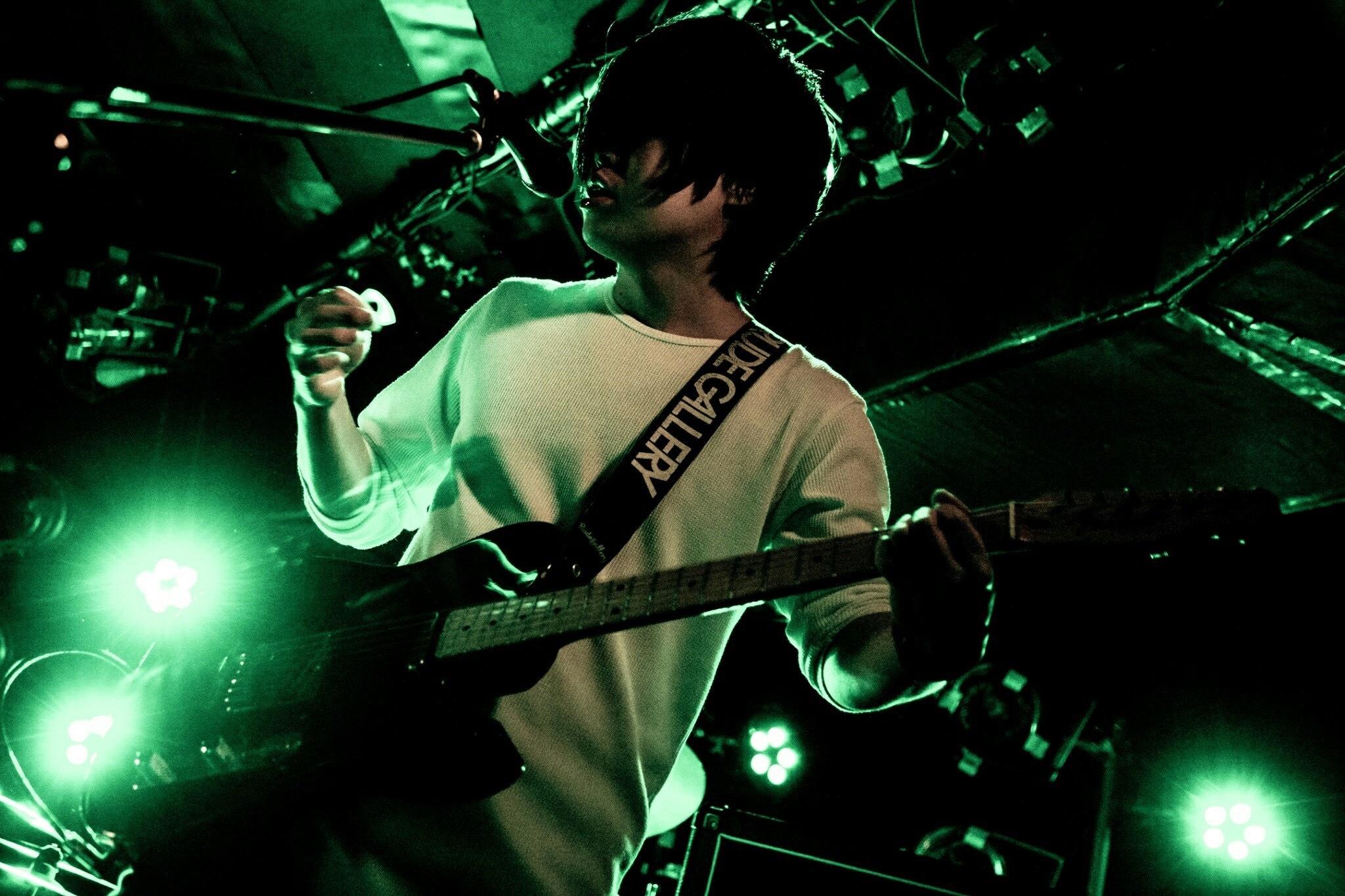 the knowlus・川野奏太(Vo/Gt)