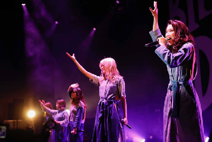 BILLIE IDLEが激動1年を締めくくり、2019年への弾みつけた「NOT IDOL TOUR」千秋楽