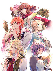 スマホゲーム『DAME×PRINCE』がテレビアニメ化 梅原裕一郎、斉藤壮馬、石川界人らキャストも発表に