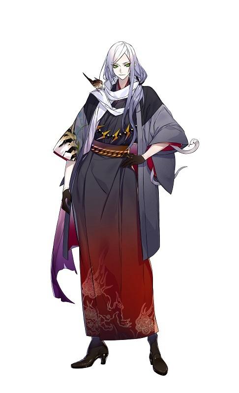 西園寺 鵺(さいおんじ ぬえ)(CV:神谷浩史) (C) PONY CANYON