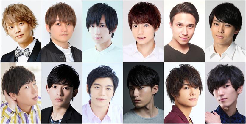 『Disney 声の王子様 Voice Stars Dream Selection Ⅱ』参加声優・俳優陣