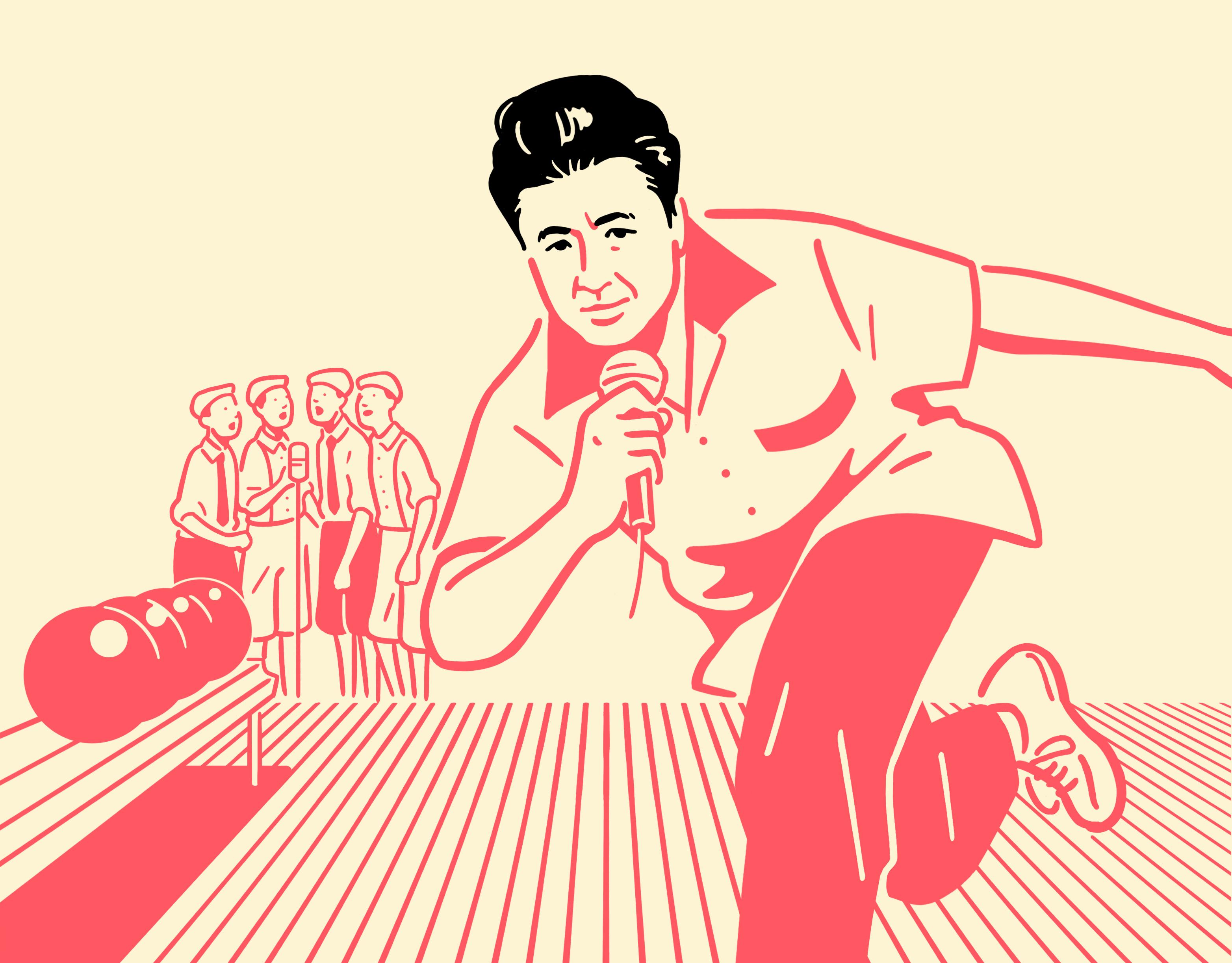 桑田佳祐 & The Pin Boys