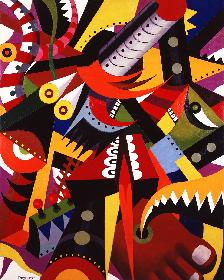岡本太郎、東郷青児作品など展示 『日本におけるキュビスム−ピカソ・インパクト』が埼玉県立近代美術館でまもなく開幕