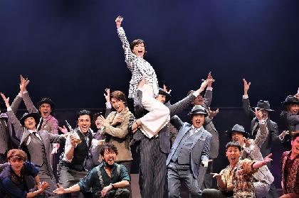 早霧せいな、退団後初の舞台はキュンキュンするラブコメ!ミュージカル『ウーマン・オブ・ザ・イヤー』東京公演開幕