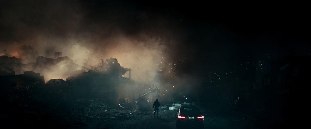 Netflixオリジナル映画『クローバーフィールド・パラドックス』全世界同時ストリーミング
