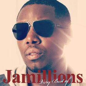 大人気R&BシンガーJamillions(ジャミリオン)のベストアルバムが発売に