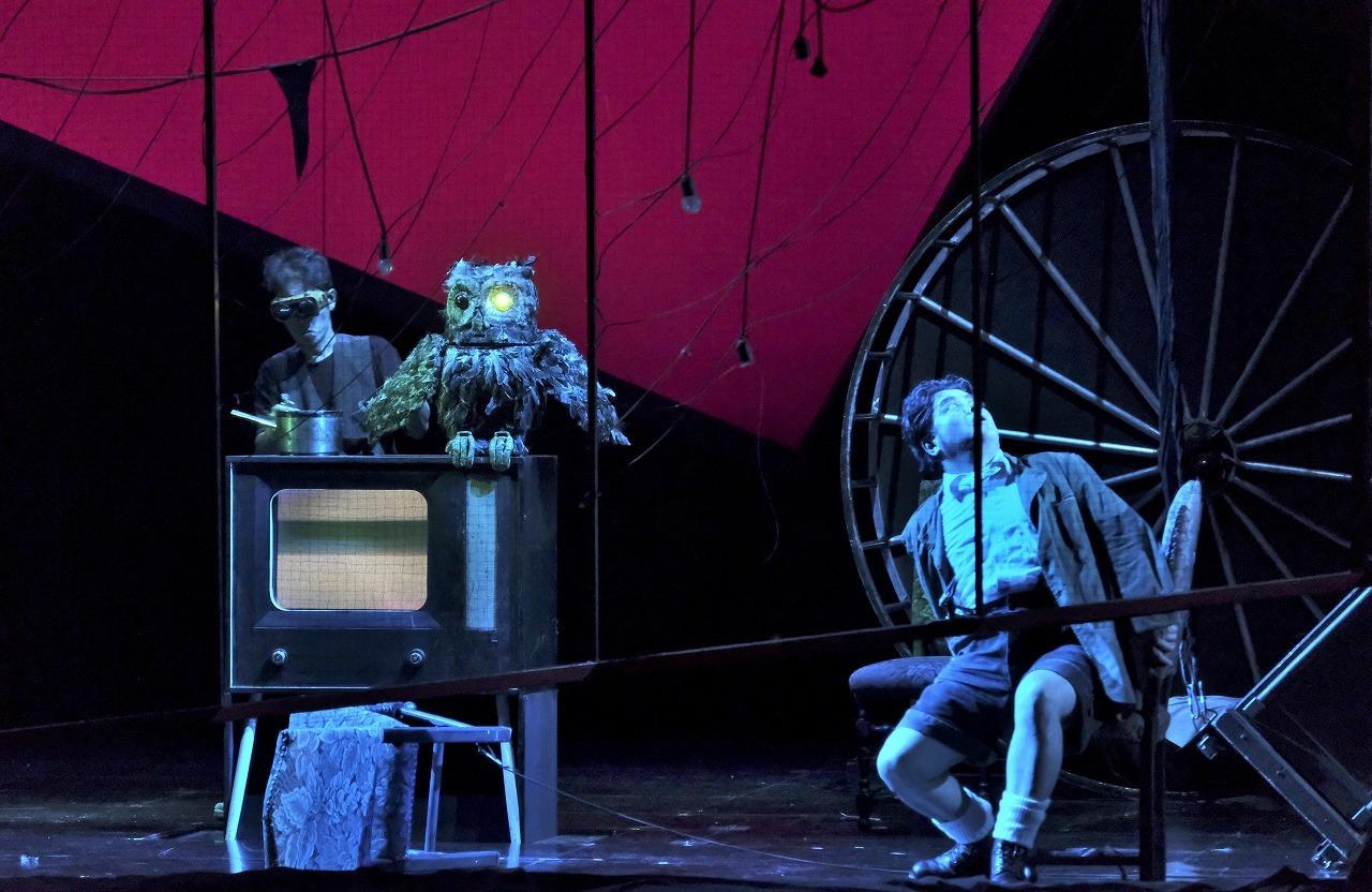 東京⼆期会オペラ劇場公演過去のコンヴィチュニー演出から 『魔弾の射⼿』  撮影=三枝近志