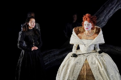 長谷川京子「熱量がすごく大事な舞台なので、それを味わって欲しい」舞台『メアリ・スチュアート』が開幕