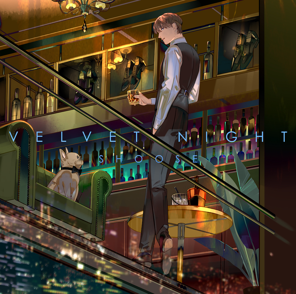 『Velvet Night』初回限定盤