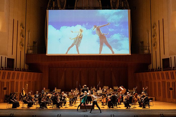 サラダ音楽祭2020より「Adagio Assai/音楽:ラヴェル《ピアノ協奏曲 ト長調より第2楽章》」
