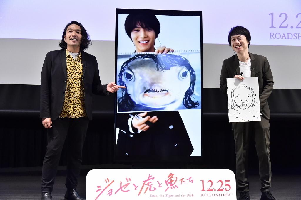 (C)2020 Seiko Tanabe/ KADOKAWA/ Josee Project