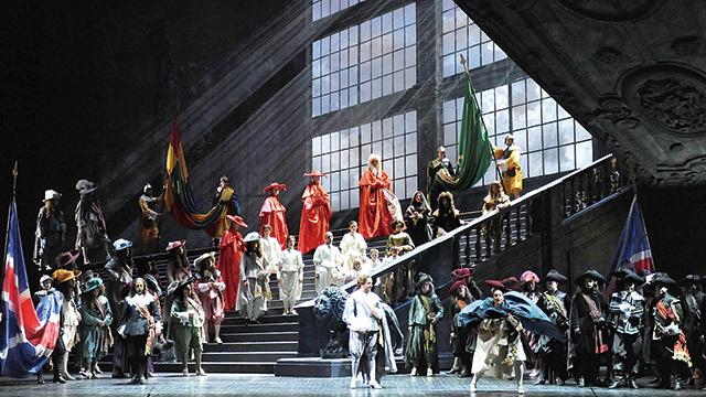 《仮面舞踏会》 © Roberto Ricci/Teatro Regio di Parma