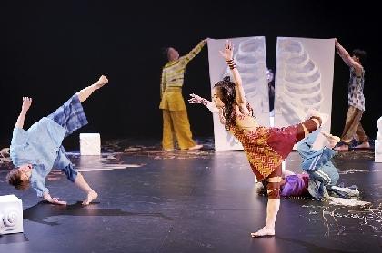 KAAT キッズ・プログラム『ククノチ テクテク マナツノ ボウケン』が開幕 北村明子(振付・演出)「ダンスは日常でもあり冒険でもあることを体感していただけたら」