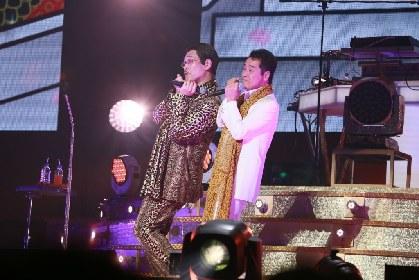 ピコ太郎、日本武道館での初ライブに7000人が集結! SILENT SIREN、LiSA、スカパラ、五木ひろし、高須医院長らも登場