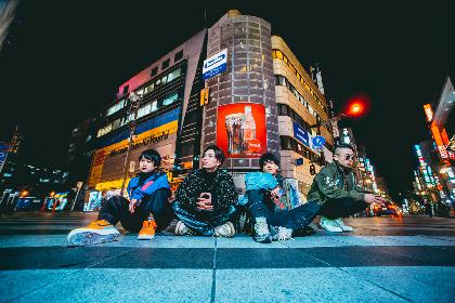 カルチャーロックバンド・peeto、No Big Deal Recordsより3ヶ月連続配信決定、第1弾「TAKE WIND」をリリース