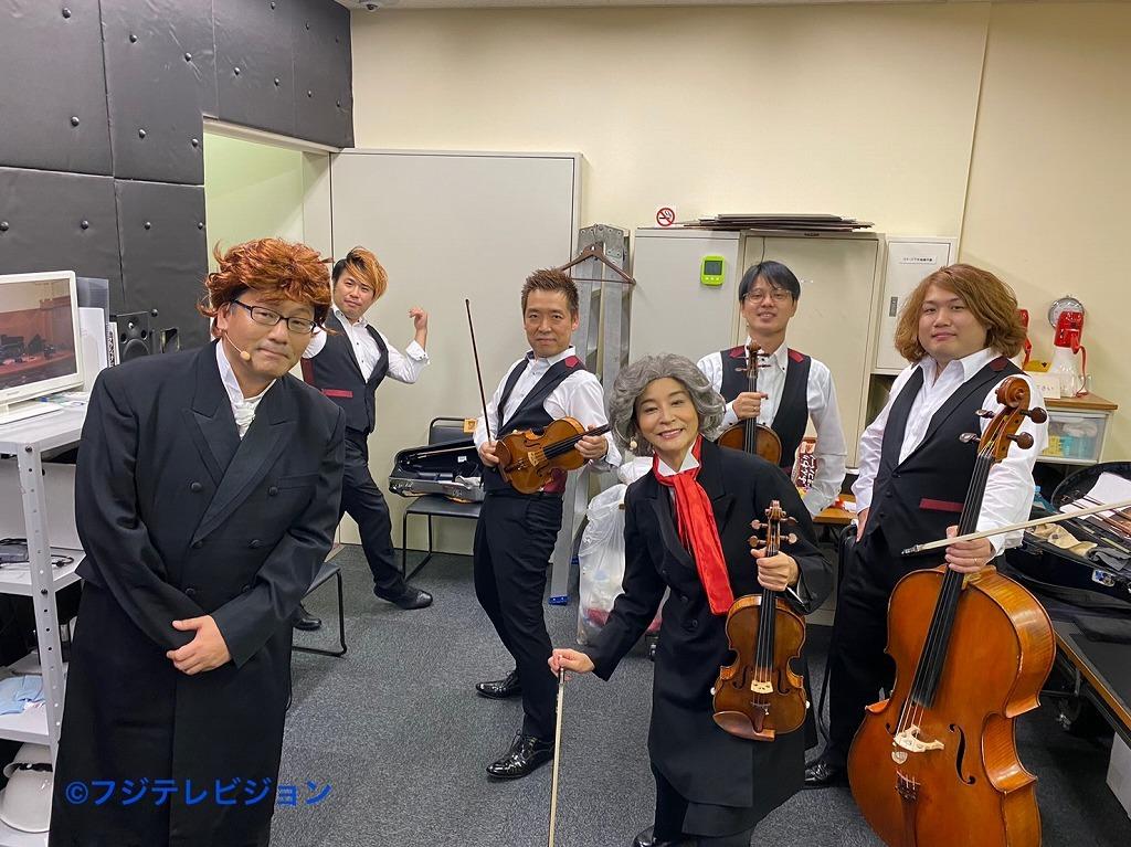 『ブルボン Presents ギンザめざましクラシックス Vol.91 produced by ちさ子&軽部』