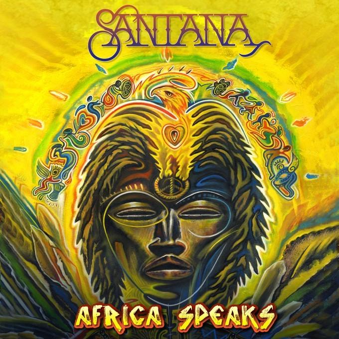 サンタナ『アフリカ・スピークス』