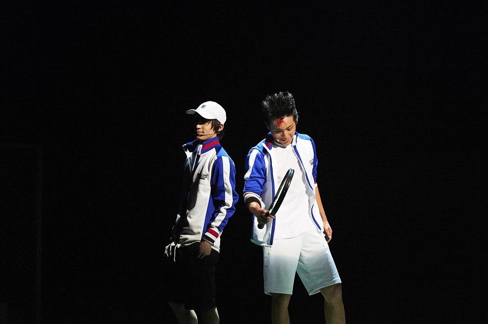 阿久津仁愛、大久保 樹ミュージカル『テニスの王子様』3rdシーズン 全国大会 青学(せいがく)vs氷帝