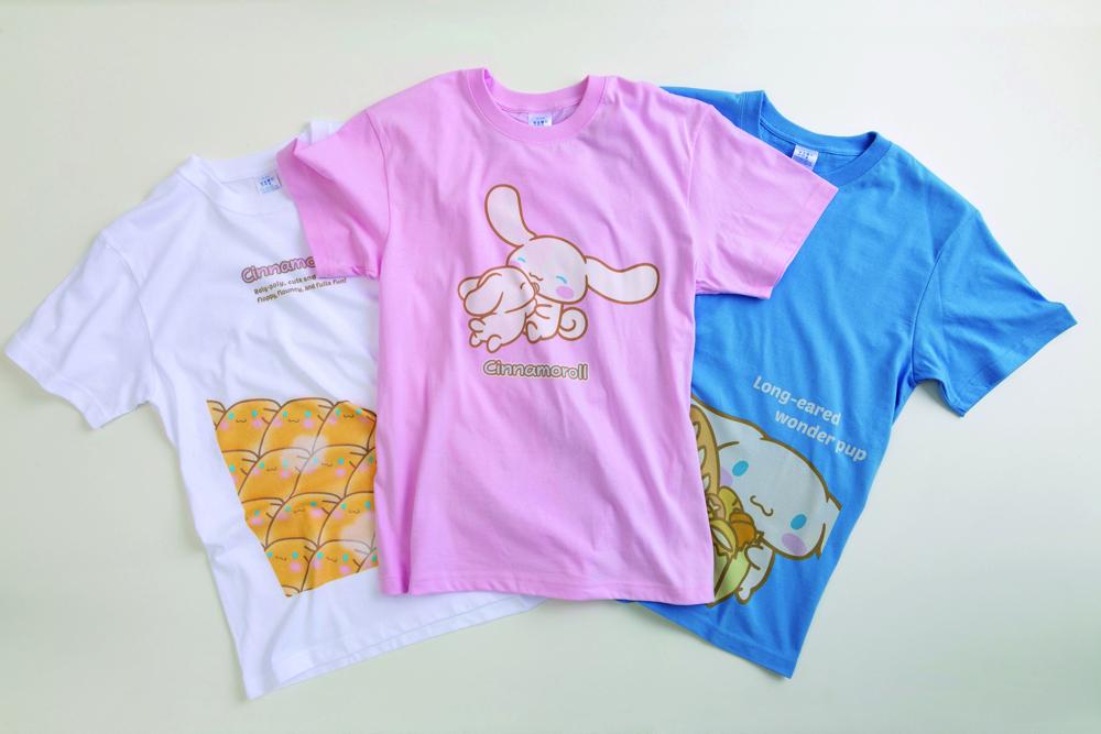 <イベント限定グッズ>Tシャツ(3柄、S・M・L)各税込3,024円