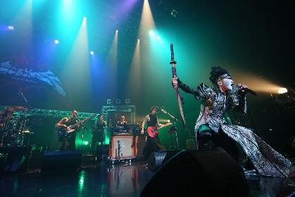 デーモン閣下が長年の夢をファンと共有! ALICEプロデュースによる新曲「NEO」をツアーファイナルで初披露