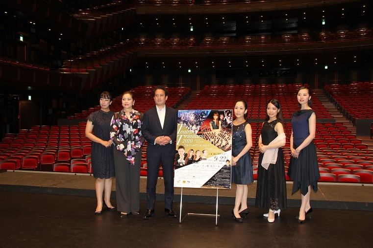 「Teatro Trinitario 2020」にお越しください! (C)H.isojima