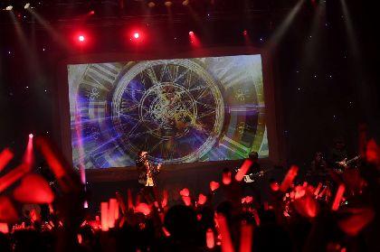 あほの坂田。 多くの愛に包まれた初のワンマンツアー・Zepp Tokyo公演をレポート
