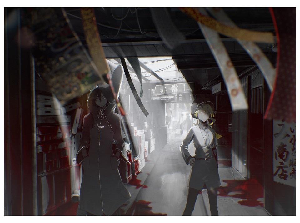 アニメ『spinoid』